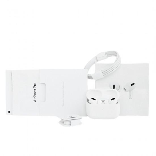 Apple AirPods Pro копия 1 в 1. Наушники беспроводные белые